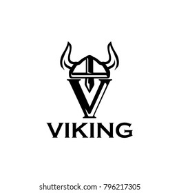 Viking Logo Design