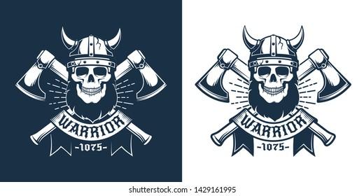 Ilustraciones Imagenes Y Vectores De Stock Sobre Beard Warrior