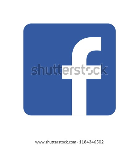 VINNITSA, UKRAINE - APRIL 03, 2018: Facebook logo. Vector illustration. Facebook icon