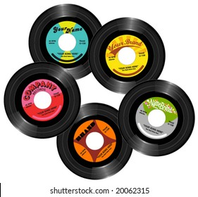 photo regarding Printable Record Labels titled History-label Photos, Inventory Illustrations or photos Vectors Shutterstock