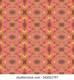 Vintage abstract seamless pattern