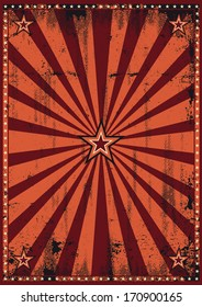 A vintage background for your advertising