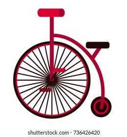 Vintage bicyce