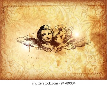 Vintage Classical Background