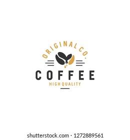 Vintage Coffee Logo Templates