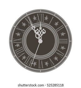 Roman Numeral Clock Images Stock Photos Amp Vectors