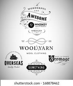 Vintage Emblems Collection
