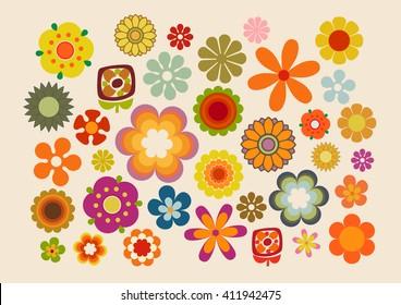 Vintage Flowers (60s/70s)part. 2