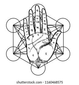 Occult Symbols Images, Stock Photos & Vectors | Shutterstock