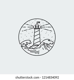 Lighthouse Tattoo Images Stock Photos Vectors Shutterstock