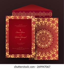 Hindi Wedding Card Images Stock Photos Vectors Shutterstock