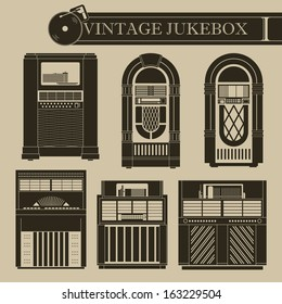 Vintage jukebox I