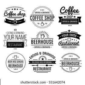 Popolare Bar Logo Images, Stock Photos & Vectors | Shutterstock LD94