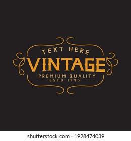 vintage logo.luxury logo.coffe shop retro logo.vintage logo templates for the coffe shop and barbershop