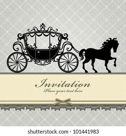 Vintage Luxury carriage (1)