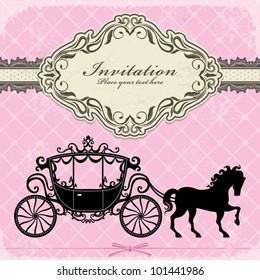 Vintage Luxury carriage (2)