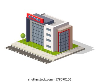 Small Shop Isolated Images, Stock Photos & Vectors | Shutterstock