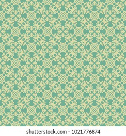 Vintage pattern art design