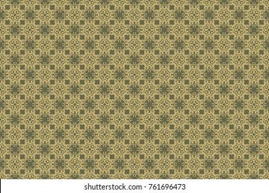 Vintage pattern art design