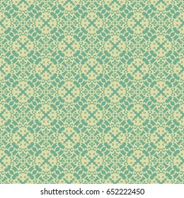 Vintage pattern graphic design