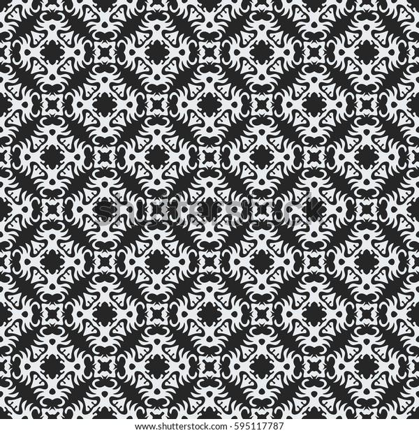 Vintage pattern graphic design