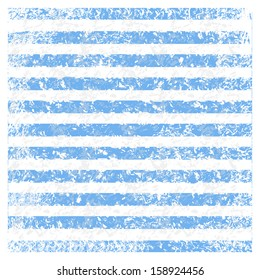 Vintage scrap nautical background with stripes