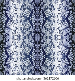 Vintage seamless vector pattern structure snakeskin epithelium
