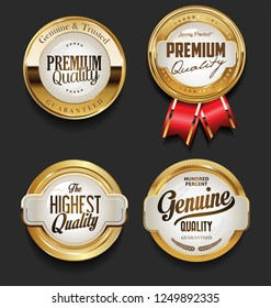 Vintage Style premium quality design vector collection