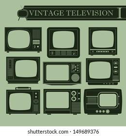 Vintage television I