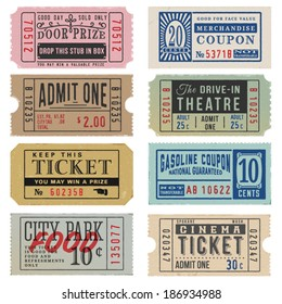 Vintage Theater Tickets & Coupons