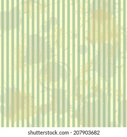 vintage vector background with stripes