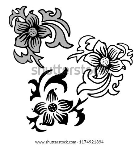 Victorian Vintage Floral Elements Free Download Playapk Co