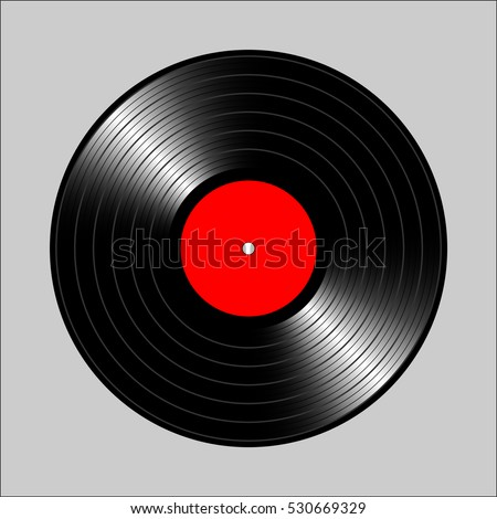 With you Vintage vinyl record all