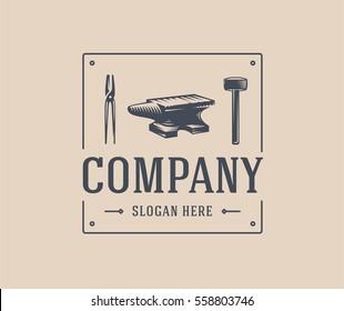 Vintage Workshop logo design