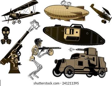 world war 1 soldier stock images royalty free images. Black Bedroom Furniture Sets. Home Design Ideas
