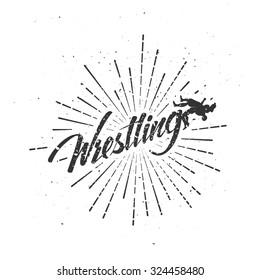 wrestling throwing images stock photos vectors shutterstock