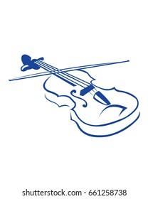 violin drawing images stock photos vectors shutterstock