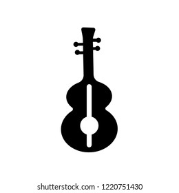 Violoncello icon. Trendy Violoncello logo concept on white background from Music collection. Suitable for use on web apps, mobile apps and print media.