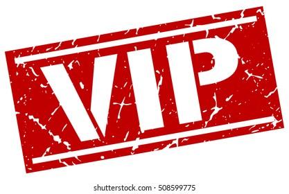 vip. grunge vintage vip square stamp. vip stamp.