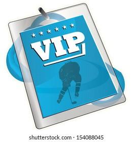 VIP Hockey Pass