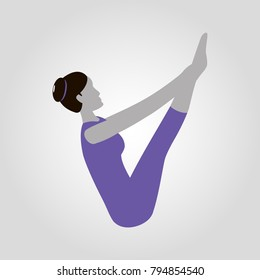 shoulderstand sport images stock photos  vectors