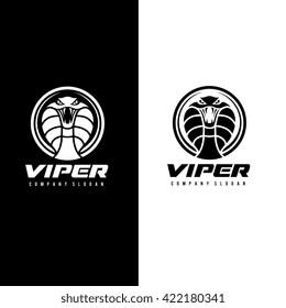 Viper Snake logo