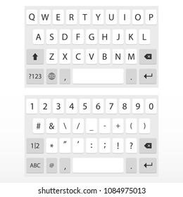 Keyboard Keys Images, Stock Photos & Vectors | Shutterstock