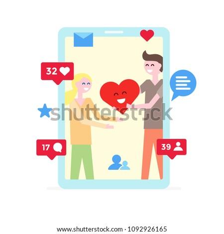online dating entitlement