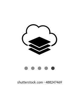 Virtual Machine Simple Icon