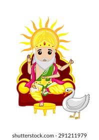 Vishwakarma Day - Indian God Festival