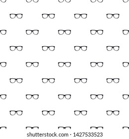Vision pattern seamless vector repeat geometric for any web design