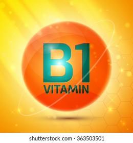 Vitamin B1 icon
