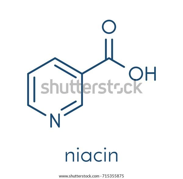 Vector De Stock Libre De Regalías Sobre Molécula De