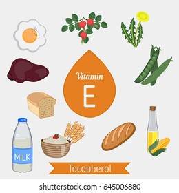 Vitamin E Rich Food Images Stock Photos Vectors Shutterstock